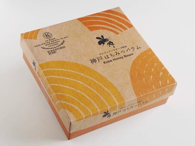 コンディトライ神戸 神戸はちみつバウム外装