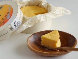 神戸ローストスイートポテトクリームチーズケーキ中身