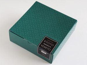 京都宇治抹茶生チーズケーキ ジェミニ外装