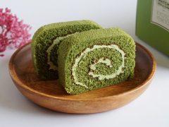 京都ヴェネト 京都抹茶ロールケーキ