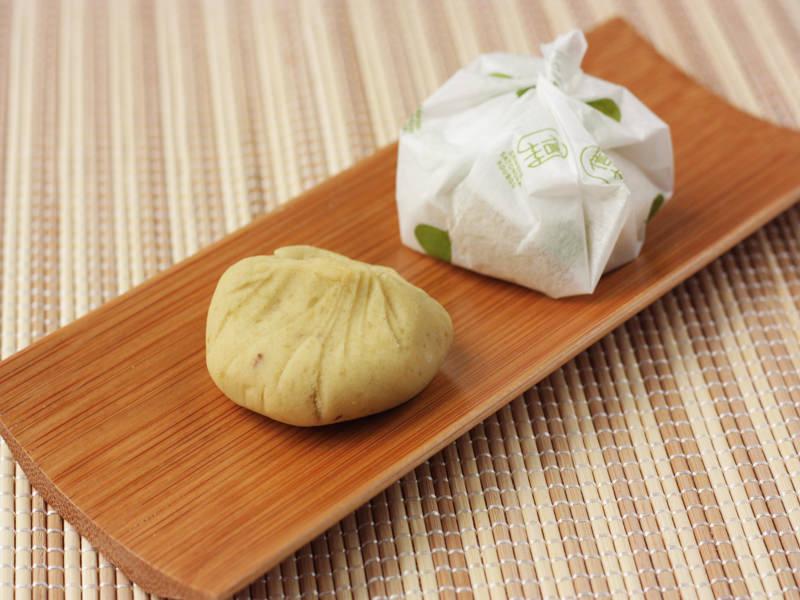 信州里の菓工房 栗きんとん 中身の写真