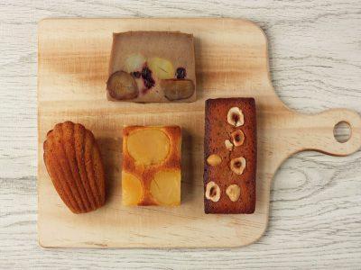 信州里の菓工房 秋の栗焼き菓子詰め合わせ