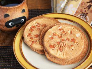 五月ヶ瀨煎餅 中身の写真