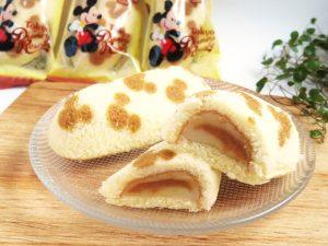 TDR 東京ばな奈 キャラメルバナナ味 中身の写真