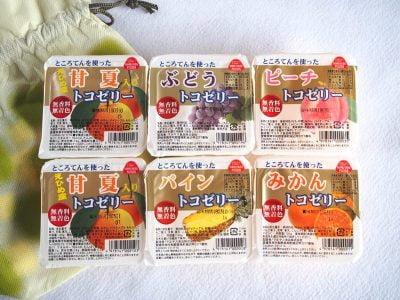 マルヤス食品 トコゼリー