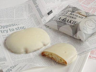 北海道プレミアムホワイトチョコじゃがッキー