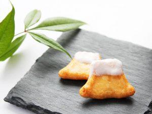 ぬまづ花見煎餅 fujisen 中身の写真