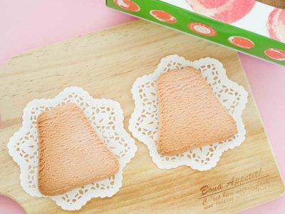 フジヤマクッキー 山梨県産桃のクッキー