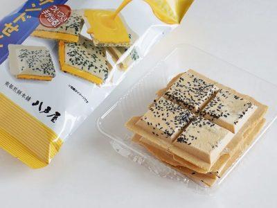 八戸屋 チーズサンドせんべい