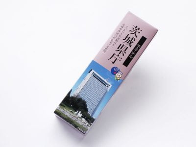 茨城県庁芋羊かん