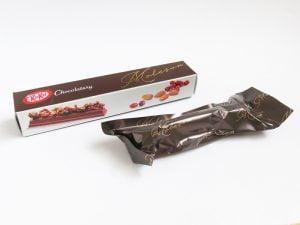 キットカットショコラトリー モレゾン チョコレート 開封した写真