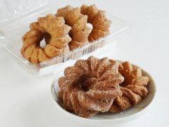 松岡食品 おからドーナツ(フレンチ)