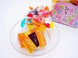 飯島商店 みすゞ飴真田角袋 中身の写真