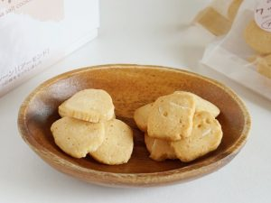 のだ塩クッキー中身