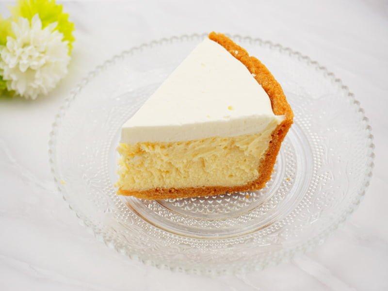 りんごの木 ナチュレ100%チーズケーキ 中身の写真