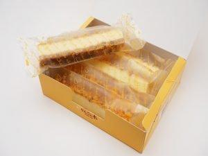 りんごの木 チーズの恵み 開封した写真