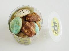 高峰堂 食べれる石クッキー