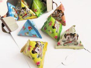 TDL チョコレートフィールド・ビスケット 開封した写真
