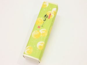 柚子しぐれ 外装