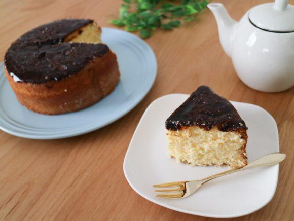バターバトラー バターシュガーケーキ 中身の写真