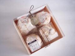 和菓子菜の花 焼きモンブラン