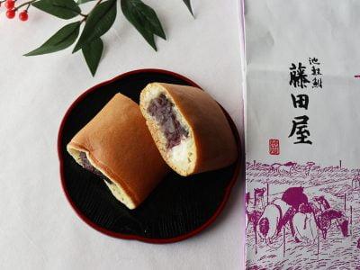 知立名物 藤田屋のチーズあんまき