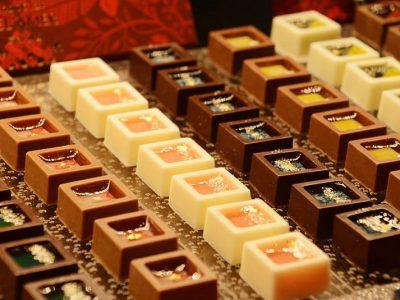日本の四季を感じられる美しい一粒。ベルアメール京都別邸がつくる、誰かに贈りたくなるショコラ