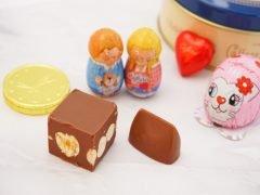 カファレル チョコラティーノ缶(ねこ)