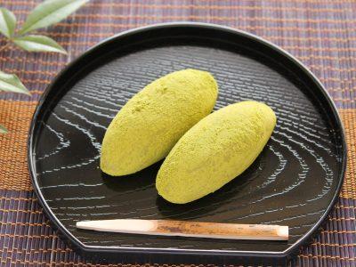 東海道大名物 走り井餅(抹茶)