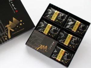 金沢のまち プレミアムチョコクッキー 開封した写真