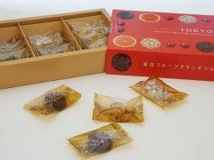 パティスリーキハチ 東京フルーツクランチショコラ