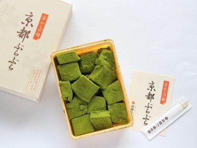 京わらび餅 京都ぶらぶら(抹茶)