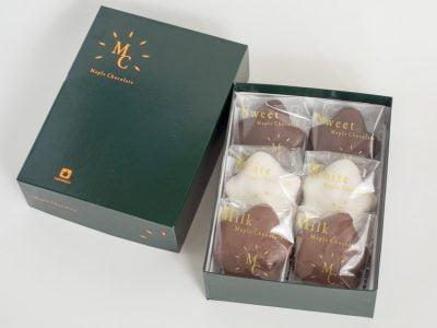 にしき堂 メープルチョコレート