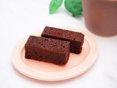 ミカド珈琲 モカチョコケーキ