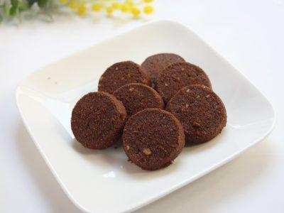 キルフェボン マカダミアナッツとココアのクッキー