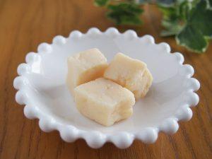 お菓子な牛乳かい⁉黒ビート糖 中身の写真