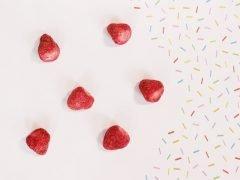 やわほろチョコいちご
