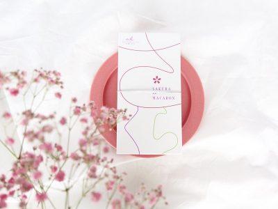 マールブランシュ 桜のマカロン