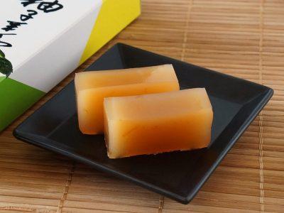 赤司菓子舗 柚子羊羹