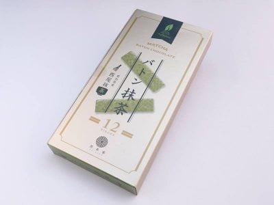 シェ・シバタ バトン抹茶
