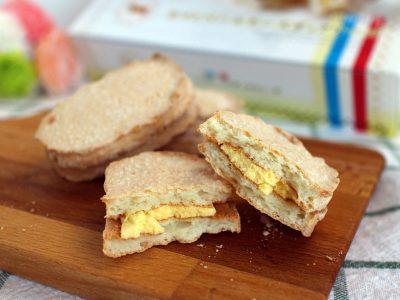 飛騨牛乳 カマンベールチーズダックワーズ
