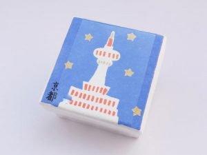 コバコcovaco「京都タワー」(玉ドロップ) 外装