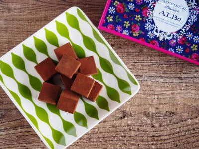 パティスリーアルバ 生チョコレート