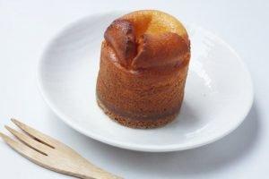 カッサレードロックチーズケーキ中身写真