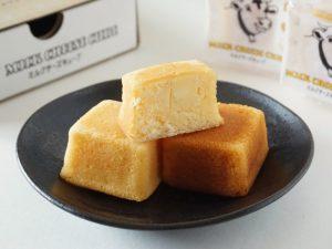 東京ミルクチーズ工場 チーズキューブ中身