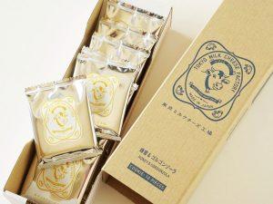 東京ミルクチーズ工場 蜂蜜&ゴルゴンゾーラクッキー開封後