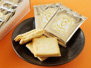 東京ミルクチーズ工場 蜂蜜&ゴルゴンゾーラクッキー中身
