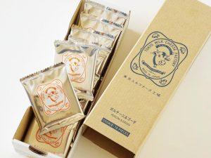 東京ミルクチーズ工場 ポルチーニ&ゴーダクッキー開封後