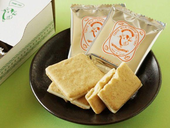 東京ミルクチーズ工場 ポルチーニ&ゴーダクッキー中身