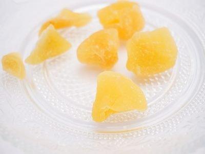 ツルヤ やわらかひとくちドライフルーツ 信州白桃